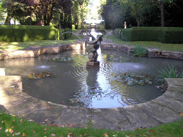Pool at Buscot Park