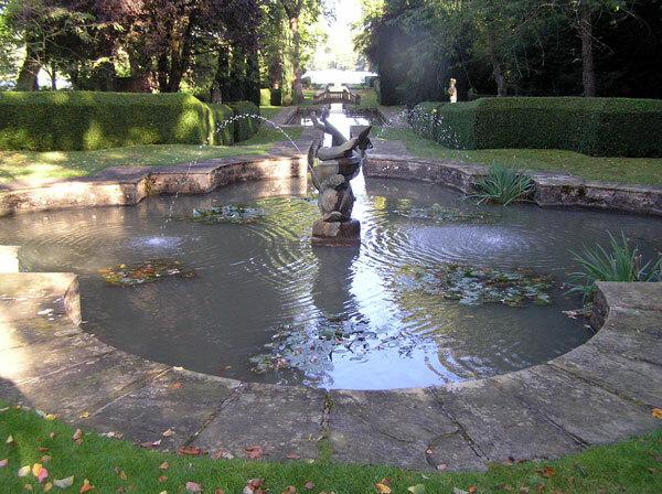 Pool at Buscot Park