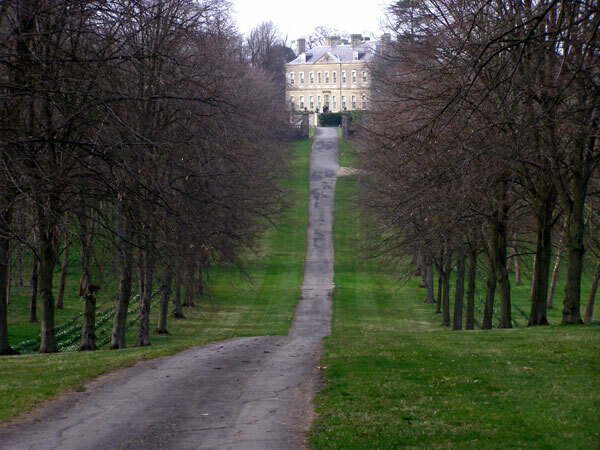 View of Buscot Park