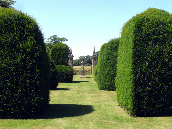 Canons Ashby Gardens, Northamptonshire