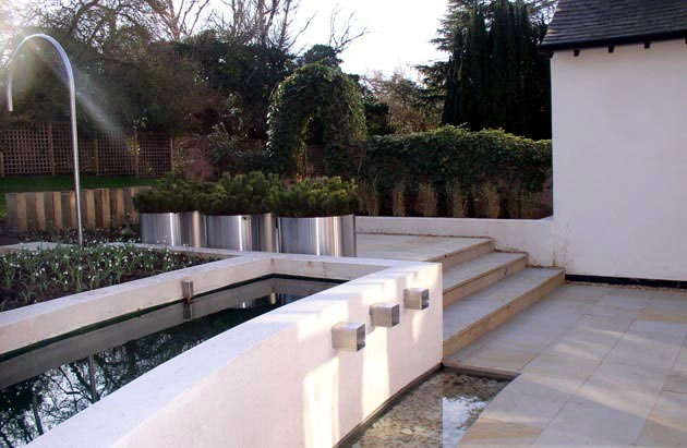 Modern Garden Design 50 modern garden design ideas to try in 2017 Alice Bowe Nottingham Design