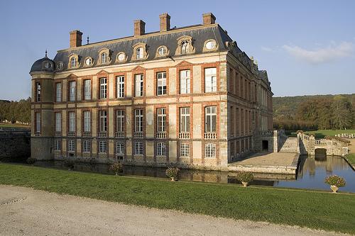 Château de Dampierre, France