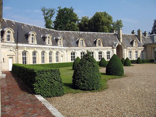 Chateau de Bizy, France
