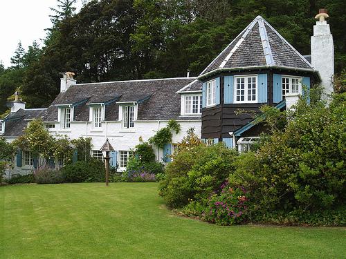 An Cala Garden, Isle of Seil