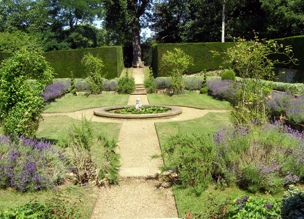 Dutch Garden, Clandon Park