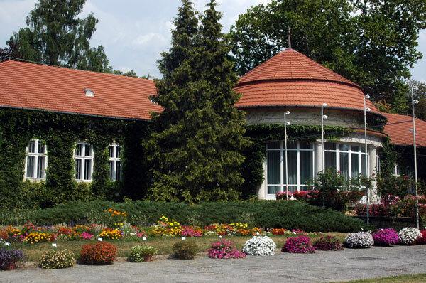 Vácrátót Botanical Garden, Hungary