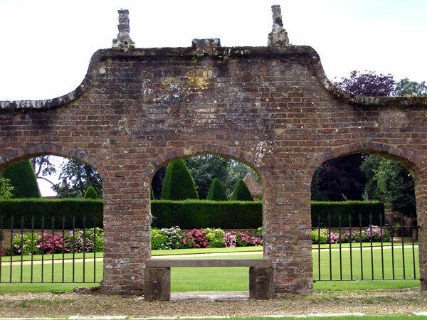 Athelhampton House Gardens