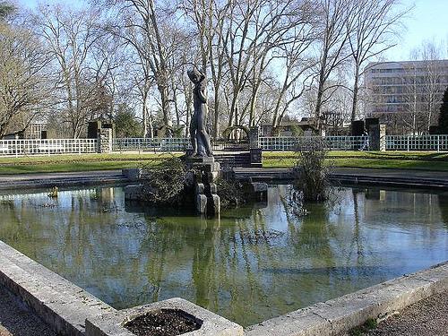 Jardin des Pres Fichaux