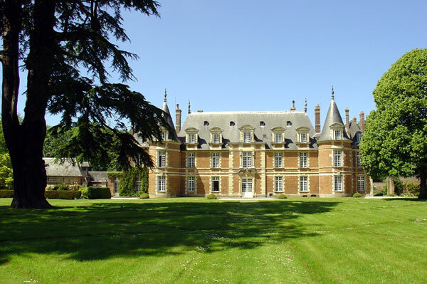 Chateau de Miromesnil, South Facade