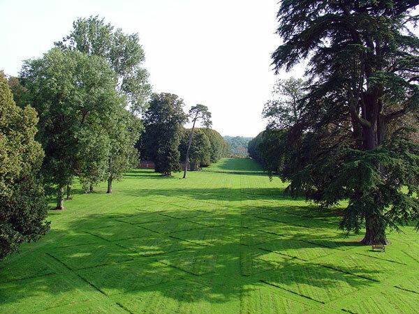 Park, Chateau de Miromesnil