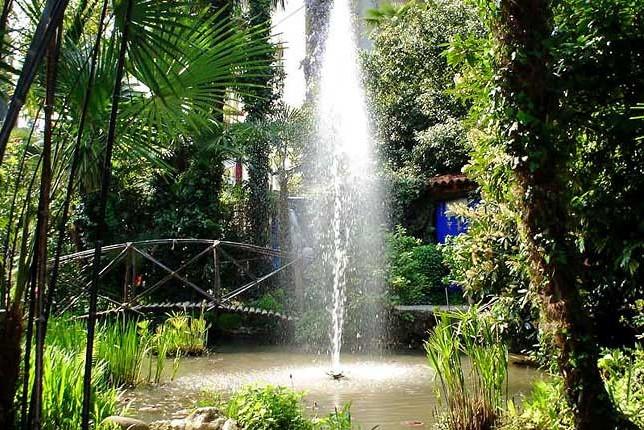 Image result for andre heller garden images