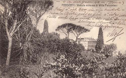 Villa Falconieri