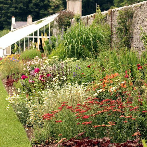 The Walled Garden at Glenarm, County Antrim