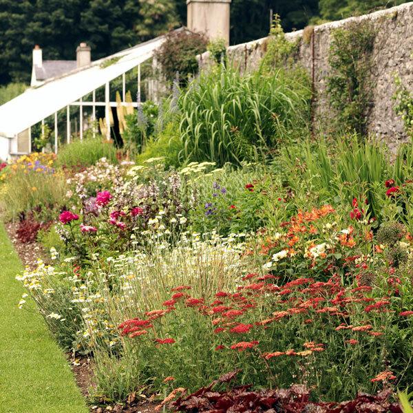 The Walled Garden at Glenarm, County Antrim