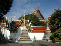 Medium wat pho bangkok original