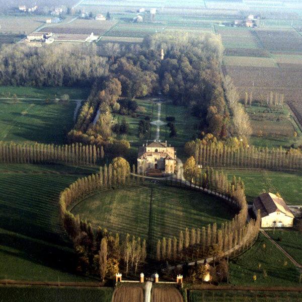 Villa Sorra Garden, Modena