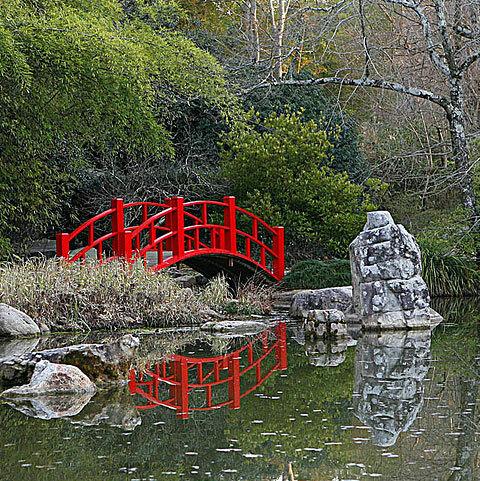 Japanese Garden, Birmingham Botanical Gardens, Alabama