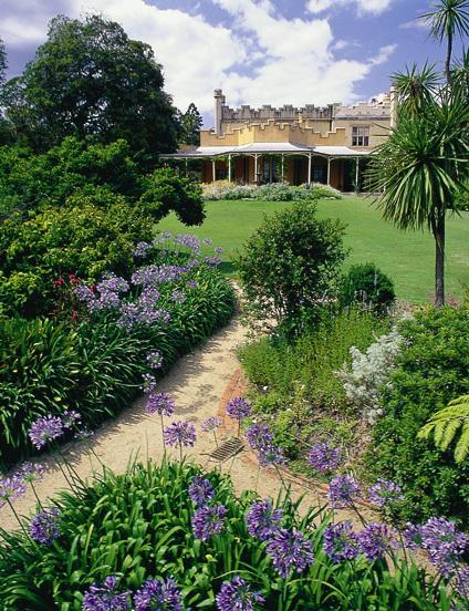 Vaucluse House Garden