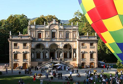Villa Mansi Garden