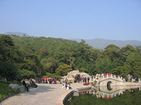 Medium fragrant hills park original