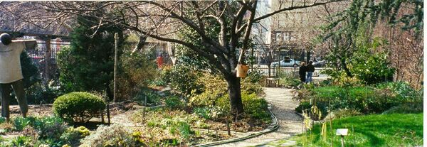 Liz Christy Garden, New York