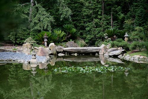 apanese Garden, Ganna Walska Lotusland Garden