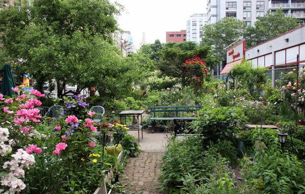 LaGuardia Corner Gardens, New York
