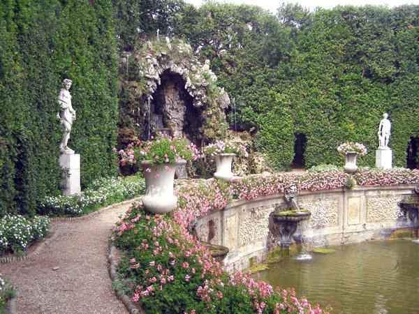 Marlia Villa Reale Garden