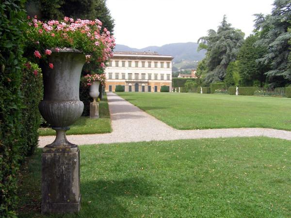 Marlia Villa Reale Garden, Tuscany