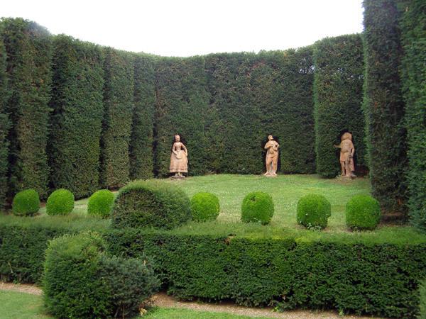 Marlia Villa Reale Garden, Italy