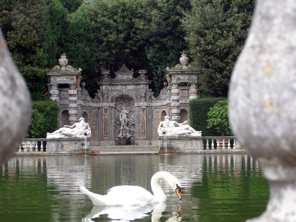 Marlia Villa Reale Garden, Lucca