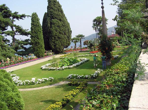 Isola Bella, Piemonte