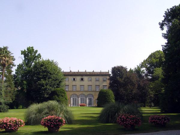 Villa Grabau Garden, Italy