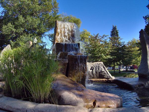 Coe Memorial Park Gardens
