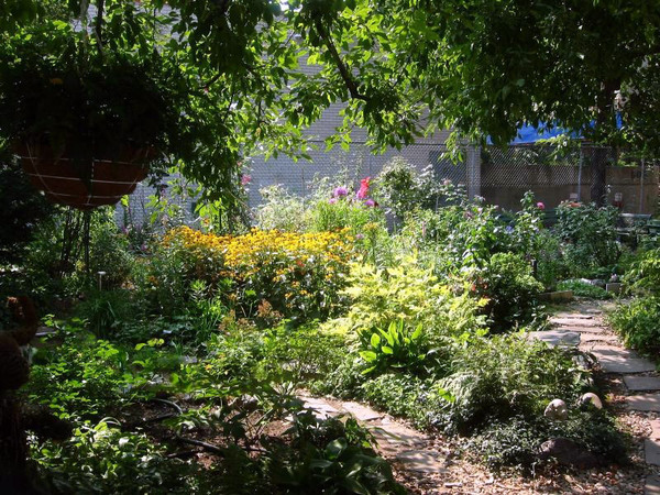 LaGuardia Corner Gardens, USA