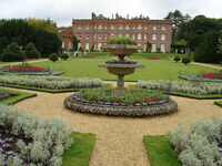 Medium hughenden manor garden original