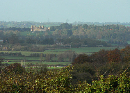 Mentmore Towers, Buckinghamshire