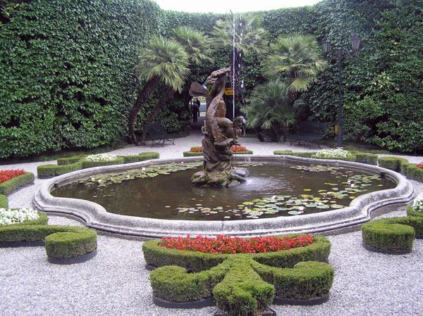 Pool, Villa Carlotta