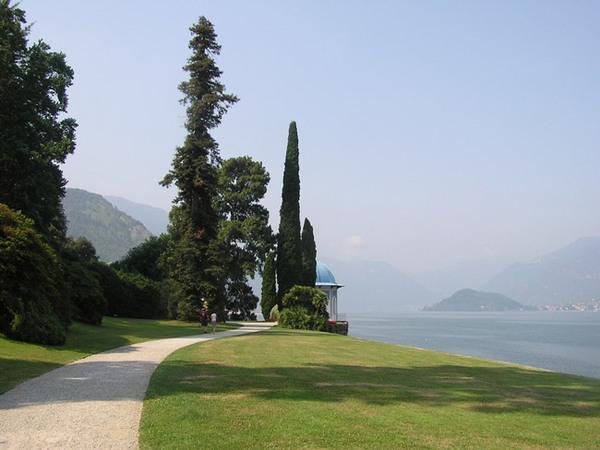 Villa Melzi, Italy