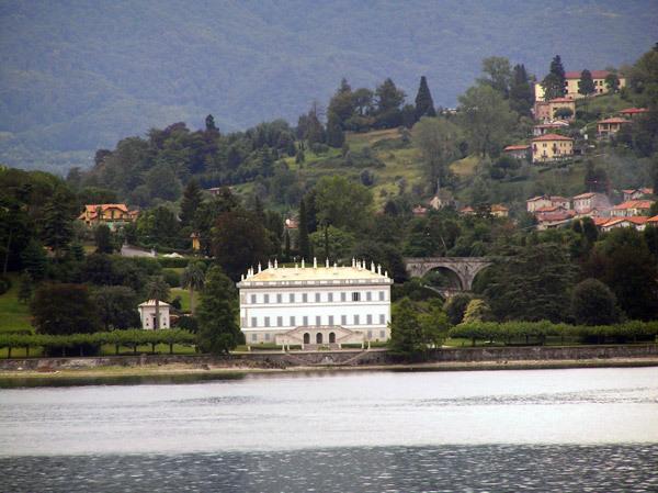 Villa Melzi, Lombardia