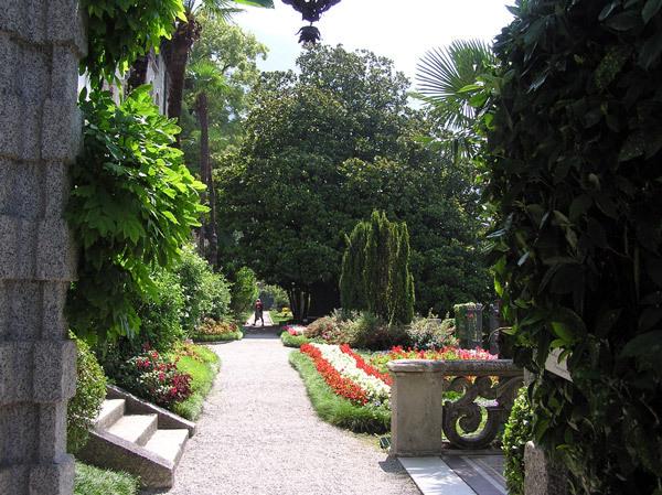 Villa Monastero, Lombardia