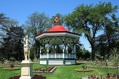 Halifax Public Gardens, Bandstand