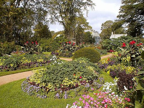 Victorian Garden, Annapolis Royal Historic Gardens