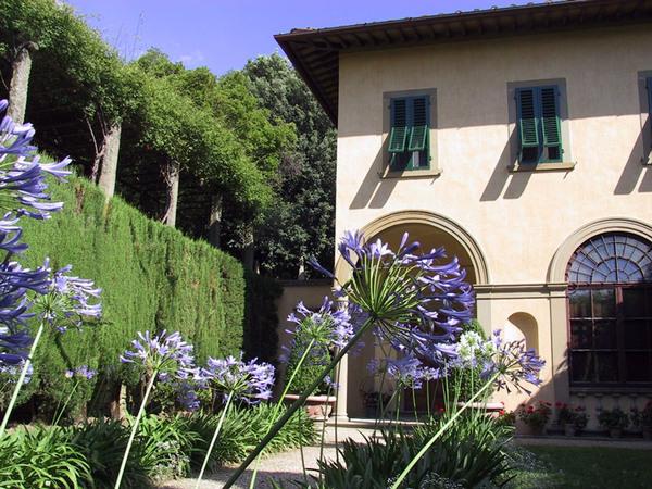 Villa Le Balze Garden