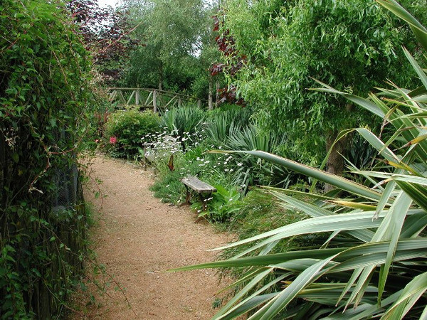 Reg's Garden, Channel Islands