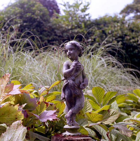 Statue, Kingston Lacy