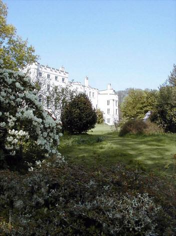 Picton Castle Garden, Pembrokeshire
