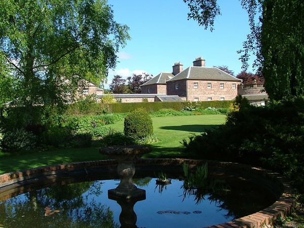 Paxton House Garden, Borders