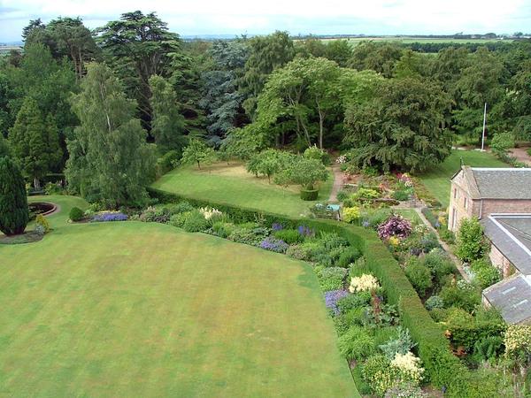 Paxton House Garden, Scotland