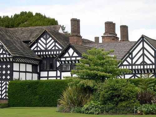 Speke Hall Garden, Merseyside